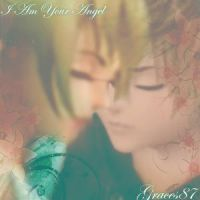 Roxas Namine I am your angel by Graces87