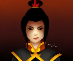- Avatar: The Last Airbender - : Azula by Karaulyn