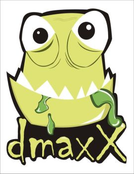 dmaxx character by rangdeSign