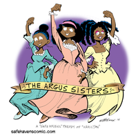 The Argus Sisters by BHolbrook