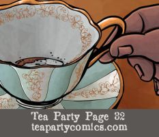 Tea Party: An American Story, Page 32 by Theamat