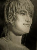 Jaejoong's smile by heerjn