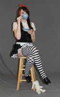Dark Alice in wonderland 5 by MajesticStock