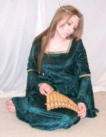 GreenSpugPanpipes1 by Nekoha-stock