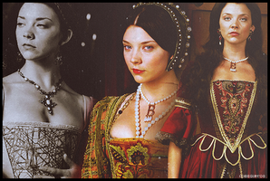 Anne Boleyn by gaspaholic