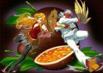 Search for the Passion Fruit! by xong