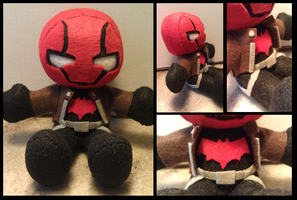 Red Hood Plushie by DNadeshiko