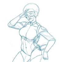 Space Captain WIP by torispencer