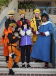 Naruhina Group Shot by R-Legend