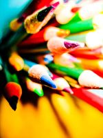 Colored Pencils 3 by BokehSmile