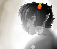.: Karkat - Homestuck :. by EnaidPI