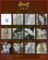 2011 by Aty-S-Behsam