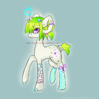 .Pony Auction. :CLOSED: by Carnivvorous