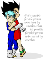 Hurt but also heal by Dbzbabe