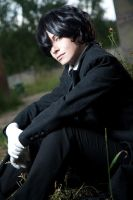 Pandora Hearts - Gilbert Nightray by mchechenev