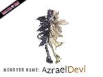 Monster High Contest: Azrael Devi by gtxoxo