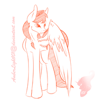 Raffle Prize: Surfing Blossom by AmberLight101