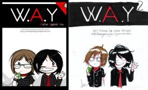 PIC 1: W.A.Y 2nd cover 07-10 by Denorii