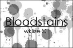 Bloodstains by WKLIZE