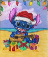 Merry Stitchmas by piratewench831
