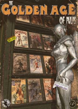 The Golden Age of Pulps by PaulFrancis