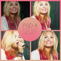 {PSD 4}: ''Fix my heart'' by gonnamarrythenight