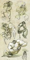 Figure drawing class dump by Turtle-Arts