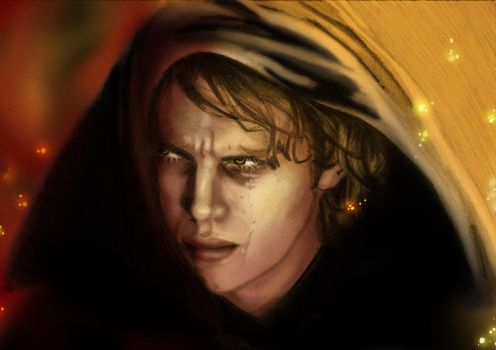 Anakin Skywalker by mylsbunagan