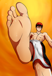 The giant Kagami ! by TrumFire