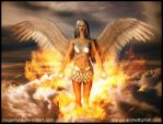 Hell's Angel by MugenB16