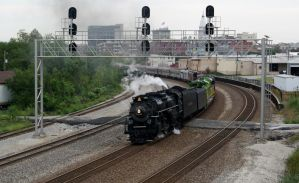 NS/NKP 765 Employee Special by JamesT4