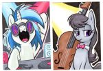 DJ-PON3 and OCTAVIA Cards by paradox-a-go-go