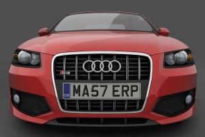 Audi S3 by Tom-3D