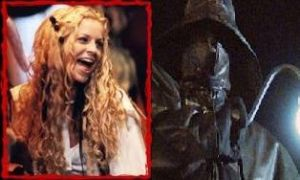 Baby (Sheri Moon Zombie) VS Ben Willis by scarymovie13