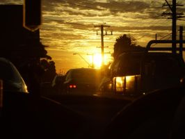 Early Morning Traffic 3 by ColdomadeusX