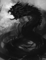 Monsters coming II - Naga by Cloister