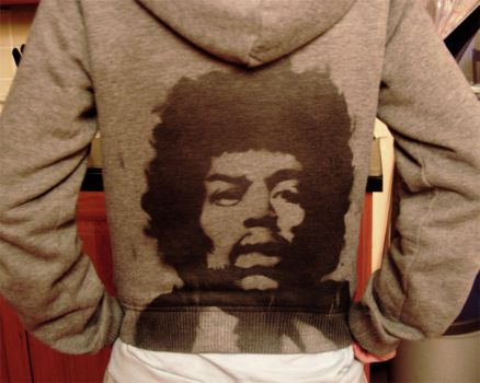 Jimi, the sweater by alivein85