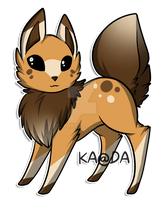 Fructus Vulpes: Kit by Kuro-Creations