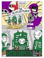 Henchman page 2 Awesome edition by LongSean22