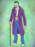 Joker The Clown Prince of Crime by pencilHeadno7