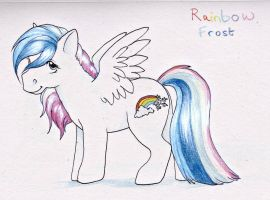 Rainbow Frost by AnnieHyena