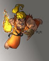 Fooray's SF: Alpha Ken Colorz by thunderking
