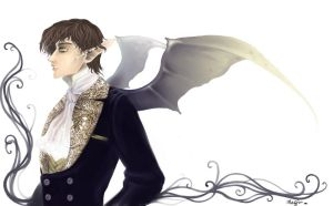 count alexandre de killian by megin