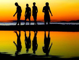 Sons of the Beach by D-Cy4