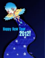Happy New Year 2012 by RyuBlu