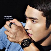 siwon is handSo me by SujuSaranghae