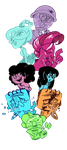 LBP as SU characters request by Lionbarrel