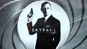 Skyfall Wallpaper By AGraffiX by AGraffiX