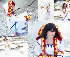 Yuna - White Magic by Kairi-Heartless
