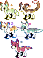 Monster Puppies For Sale34:open by Pand-ASS